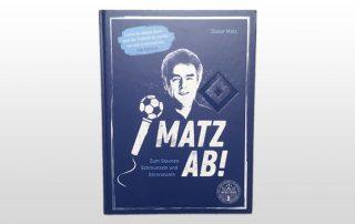 Signierte Ausgabe von Matz ab